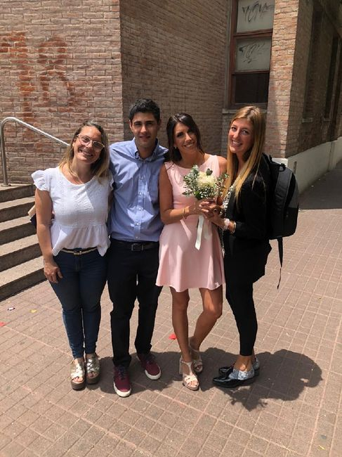 Mi casamiento Civil 💗 11