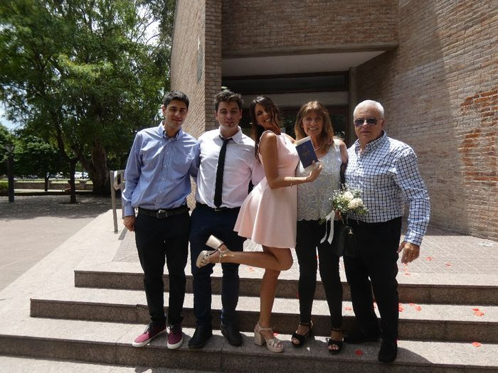 Mi casamiento Civil 💗 4