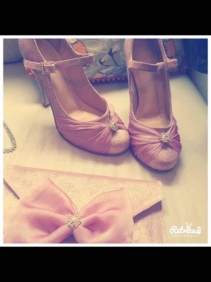 No consigo los zapatos que quiero - 1