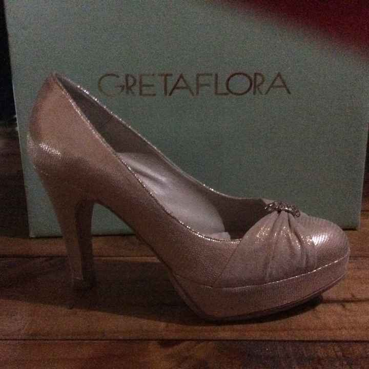 Zapatos para casamiento nuevos en venta - 1