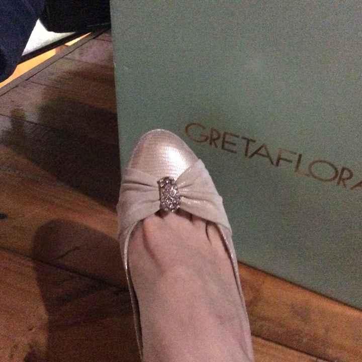 Zapatos para casamiento nuevos en venta - 4