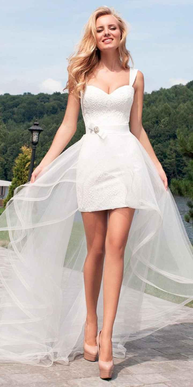 A mi casamiento van a venir____ invitados - 1
