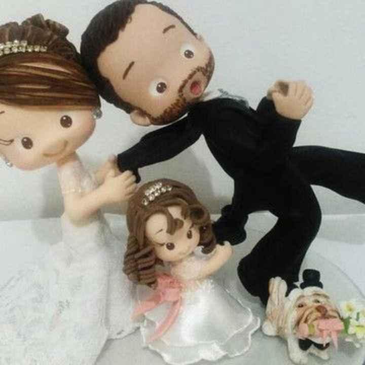 A mi casamiento van a venir____ invitados - 4