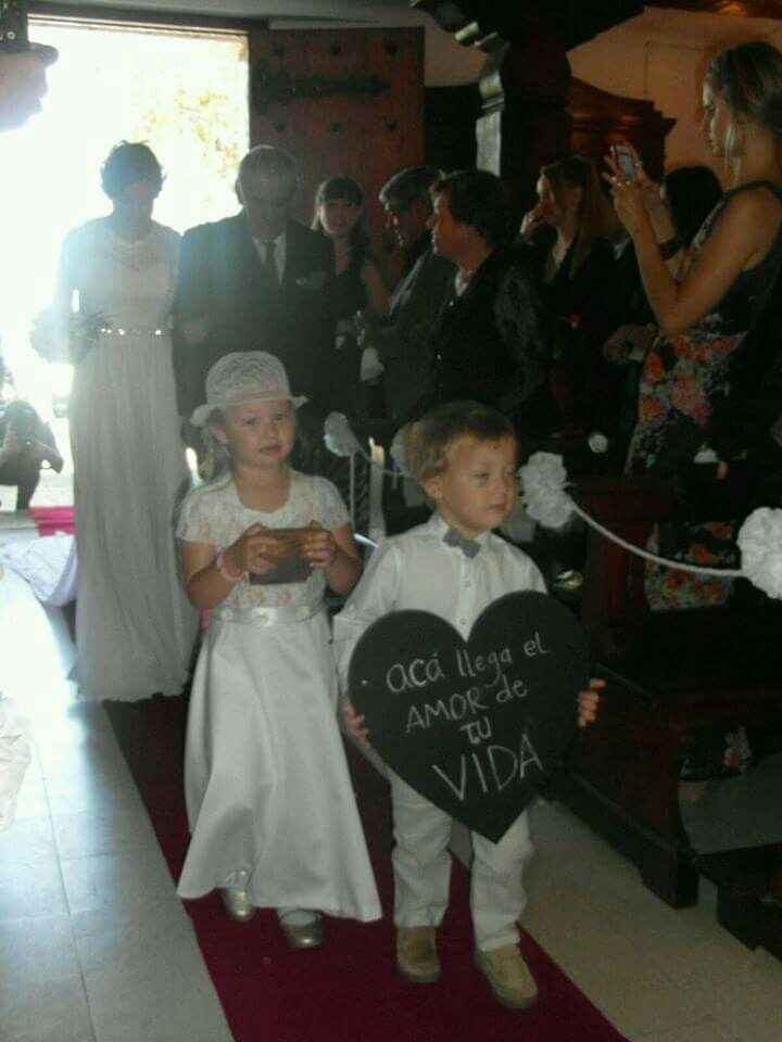 Y así fue mi boda soÑada - 1