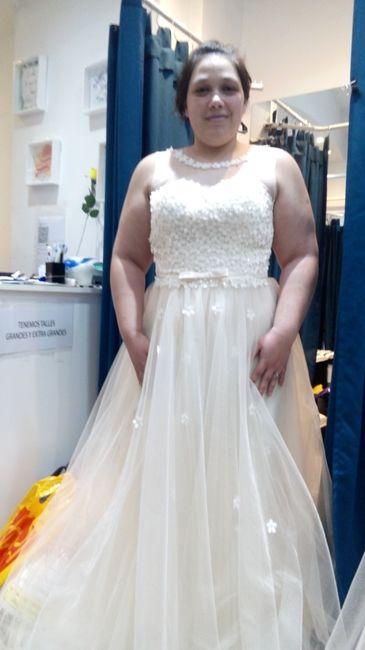 Amalia mi casamiento en 3 imagines - 1