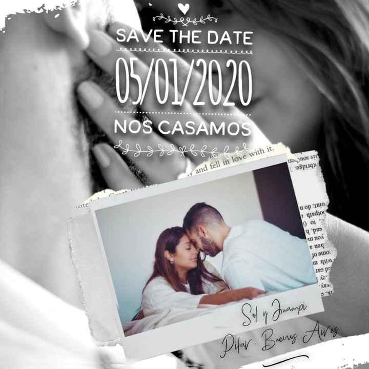 Enviamos el Save the Date - 1