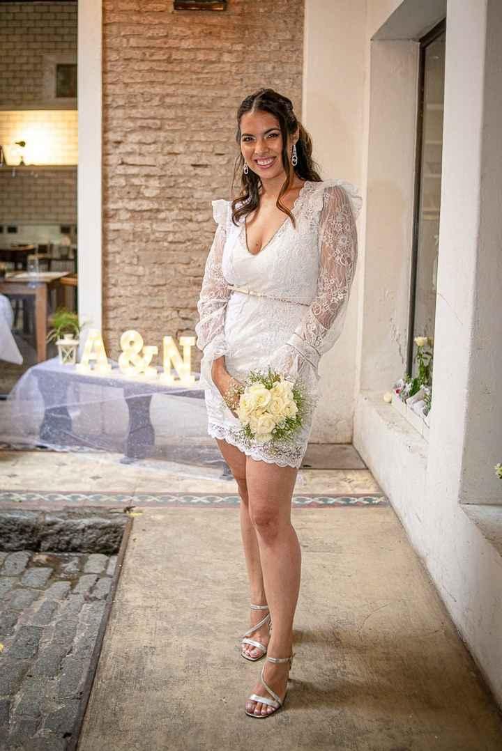 Mi hermoso vestido de Natalia Antolin