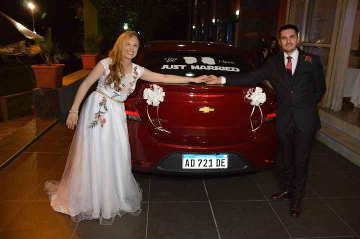 Casadas 2019, digan presente!!! - 21