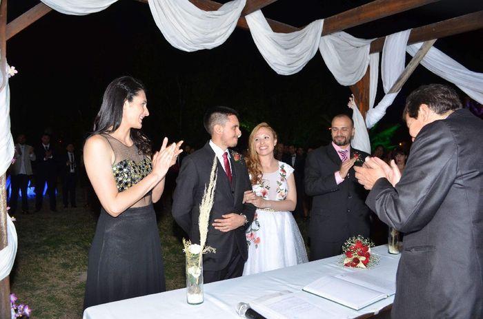 Casadas 2019, digan presente!!! 15