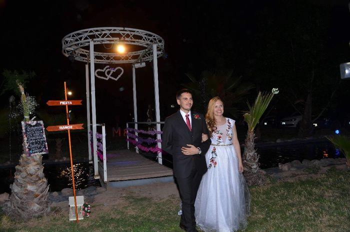 Casadas 2019, digan presente!!! 16