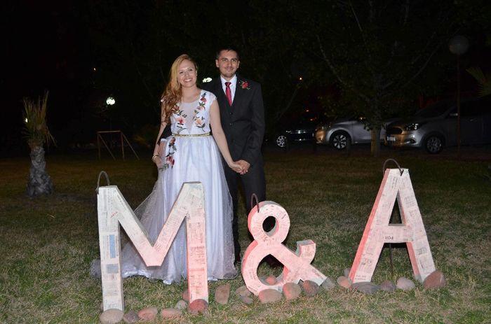 Casadas 2019, digan presente!!! 18