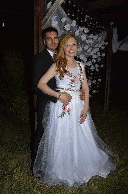 Casadas 2019, digan presente!!! 19