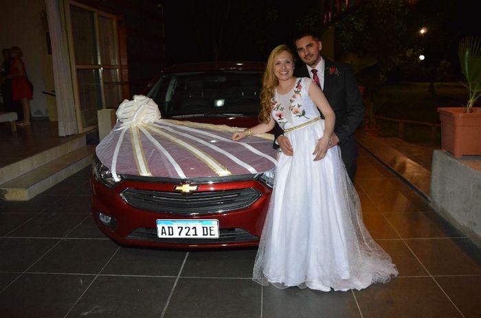 Casadas 2019, digan presente!!! 21