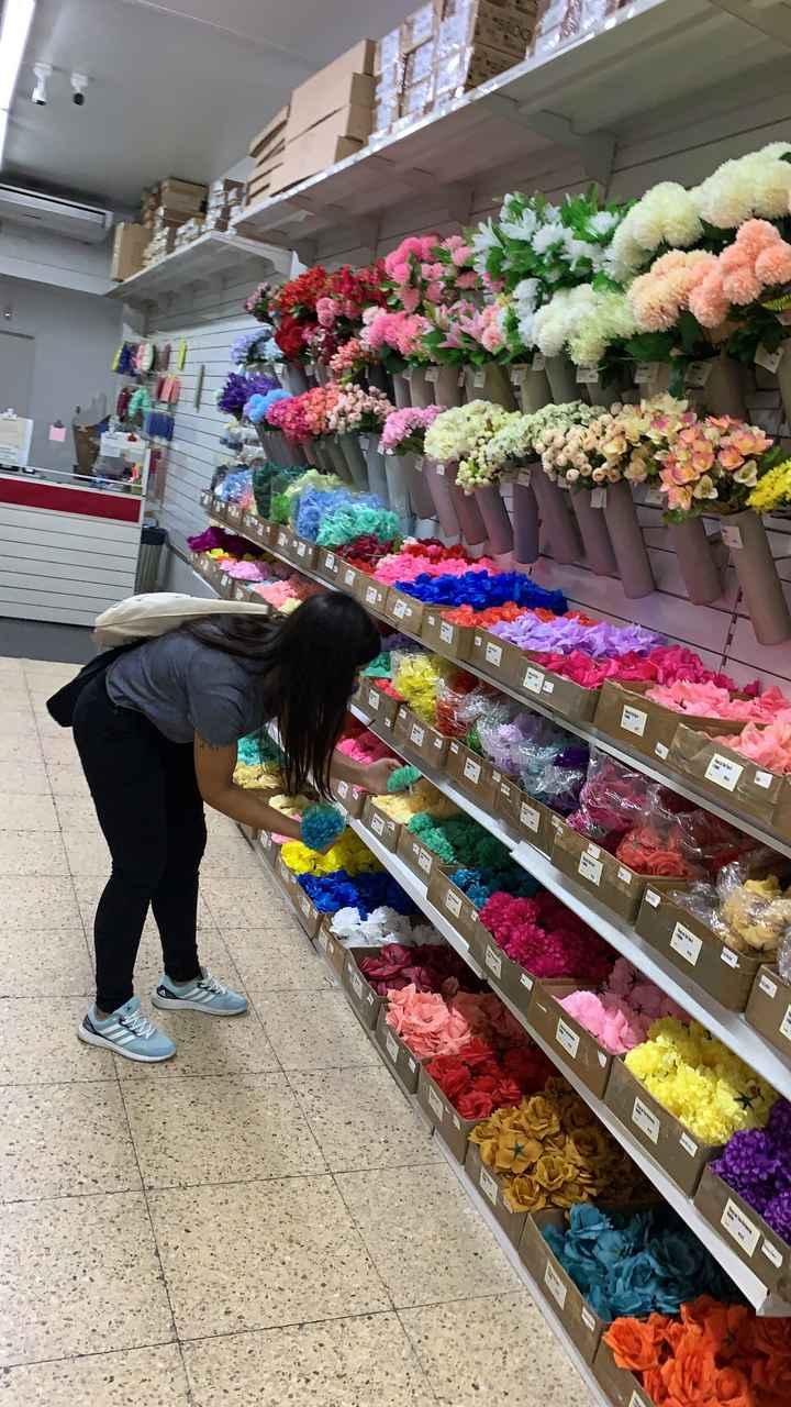 Vinchas de flores - 1