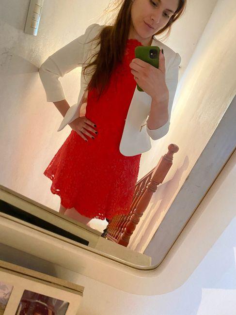 Mi vestido de civil! 1