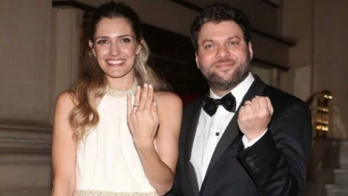 Bodas Famosas 2018: Guido Kaczka y Soledad Rodríguez 2