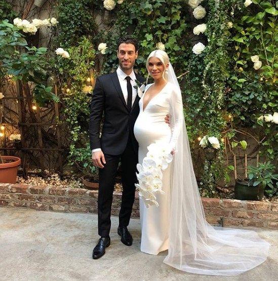 La novia embarazada más sexy del mundo 3