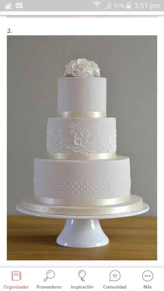 Agustina, mi casamiento es elegante - 2