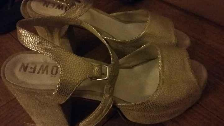 Comparte una foto de tus zapatos de novia ideales - 1