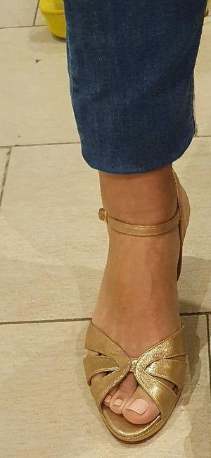 Los No zapatos! 1
