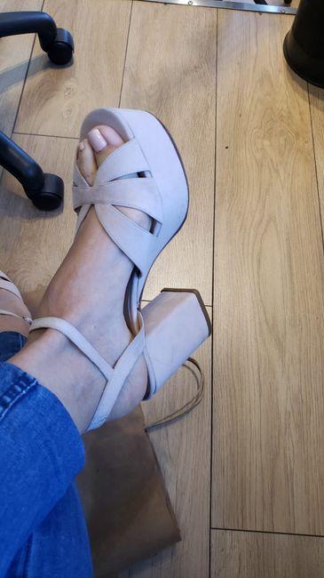 Los No zapatos! 2