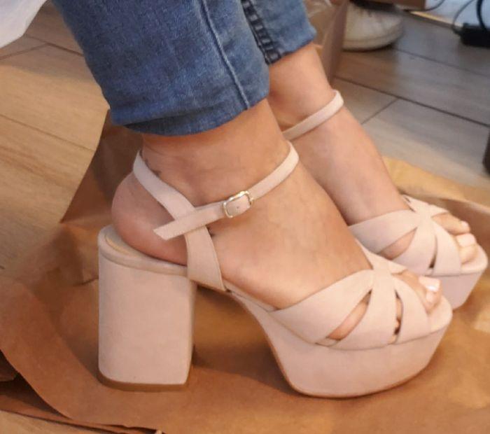 Los No zapatos! 3