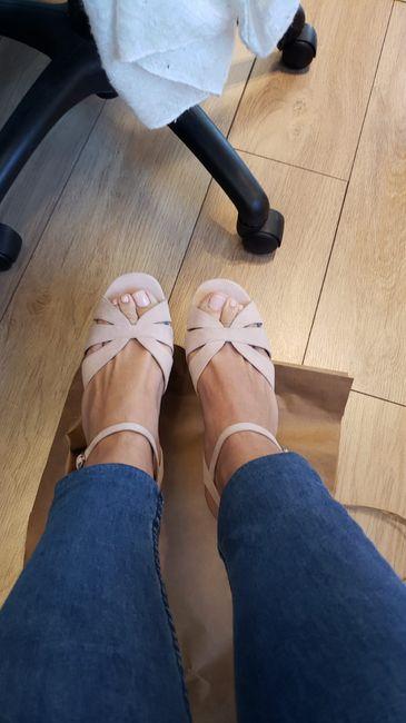 Los No zapatos! 4