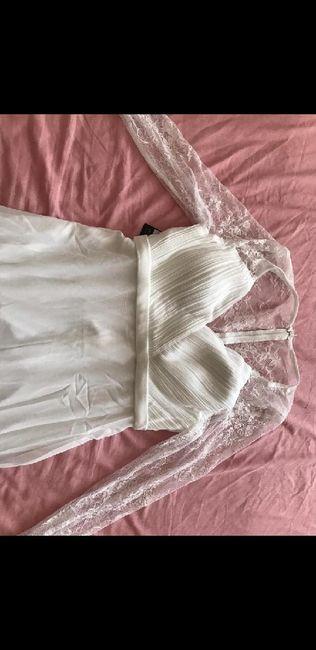 Llegó mi Vestido de Ali Express 2