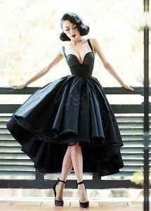 Mi vestido sera negro 💎 - 2