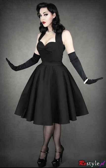 Mi vestido sera negro 💎 - 3