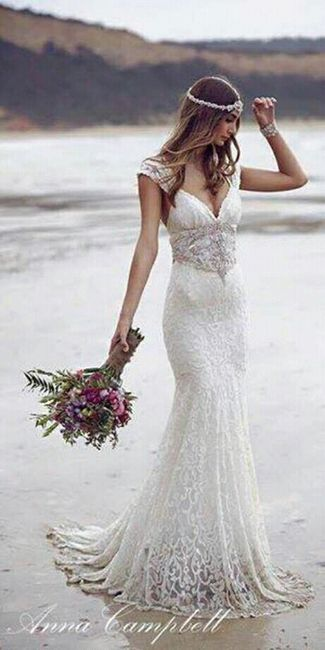 28e63e71b9 Vestido de novia princesa ¿Liso o pomposo  - Página 2