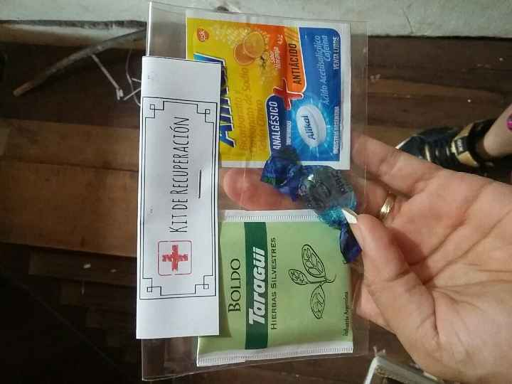 Preguntas sobre kit de emergencias!!!! - 1