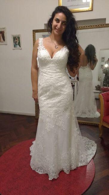 ¡Me caso con este vestido! 💍 5