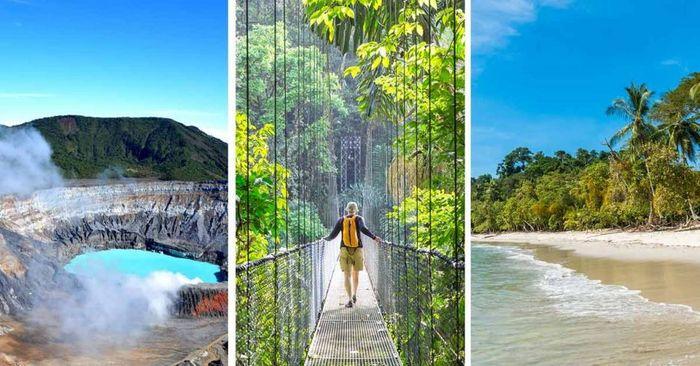 Habemus Luna de Miel! Costa Rica! Pura Vida! 2