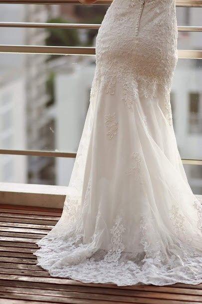 ¿En qué casa de novia compraste tu vestido? 2