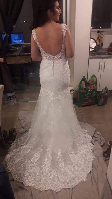 ¿En qué casa de novia compraste tu vestido? 8