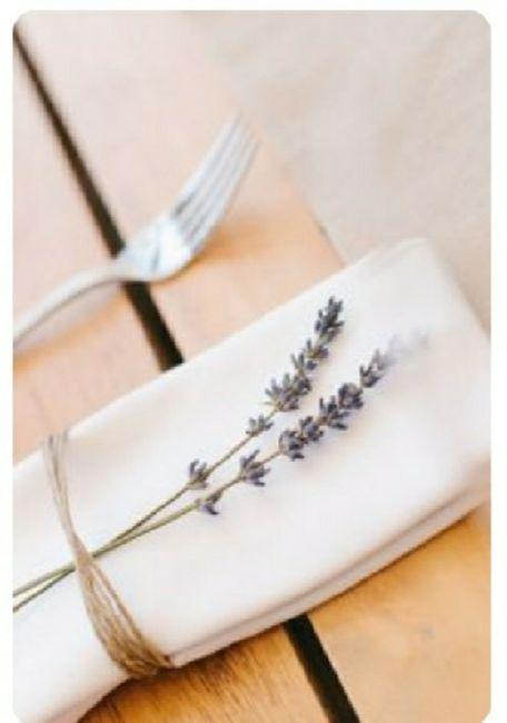 ¿Sí o no a un toque de lavanda en tu ramo de novia? 3