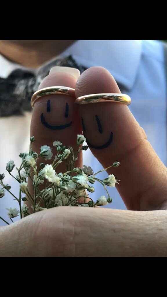 Felizmente casados!! - 2