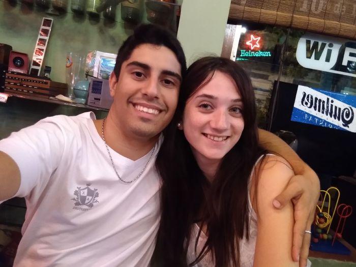 Mica y Nico, así será nuestro día de los enamorados - 1
