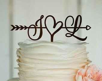 Nuestro Cake Topper personalizado - 1