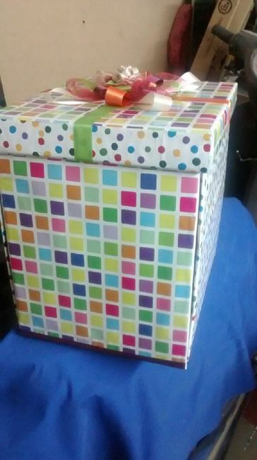 ¿Cuál fue el regalo más hermoso que tuviste? 6