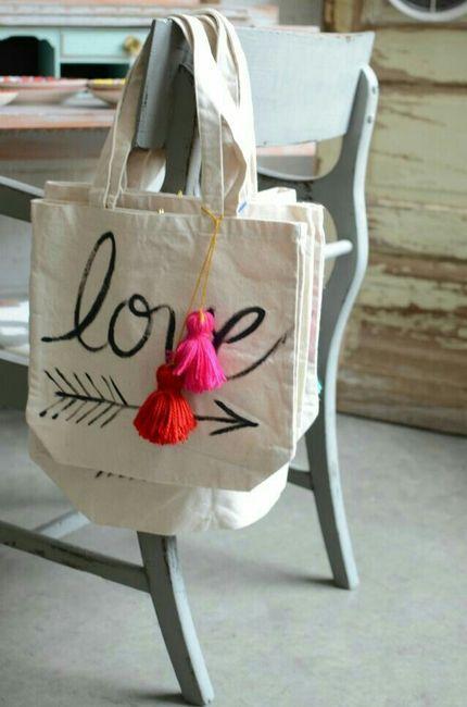 Bolsas de Bienvenida ♥ 10