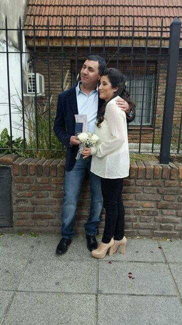 Ynos casamos por civil 16 julio - 2