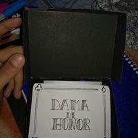 Damas de honor - 1