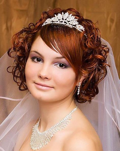 Peinados Para Novia Con Pelo Corto - Peinados-para-novias-pelo-corto