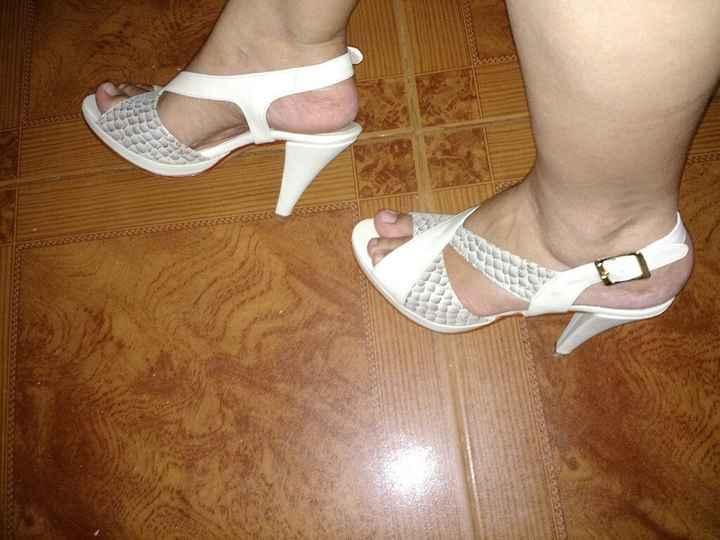 Encontre mis zapatos de boda !!! - 1