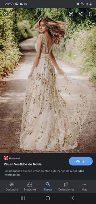 ¿Te atreverías a un no-vestido de novia? 2