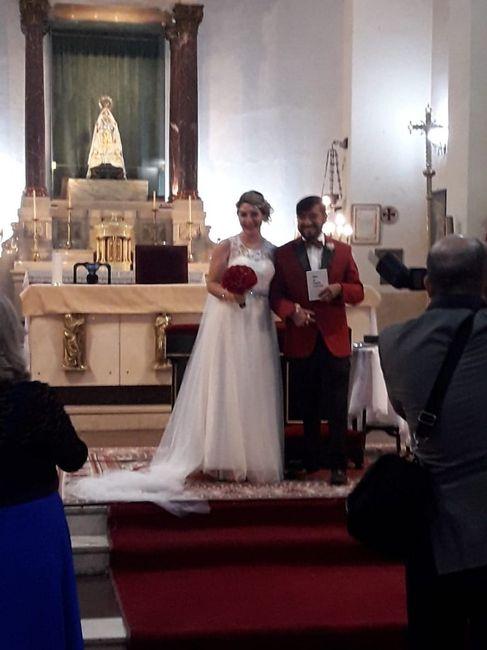 Casada feliz! 2