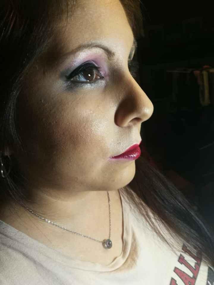 Desilusionada make up - 3