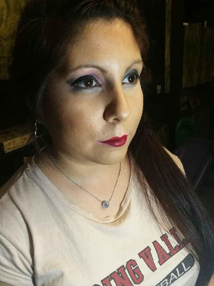 Desilusionada make up - 4